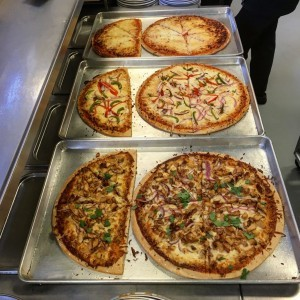 Pizza from Daniel Giusti