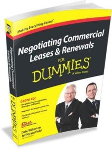 landlords commercial leases