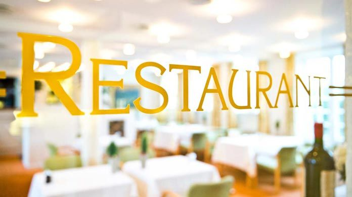 dealing with deposits for restaurant tenants total food service