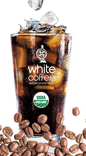 White Coffee Cold Brew