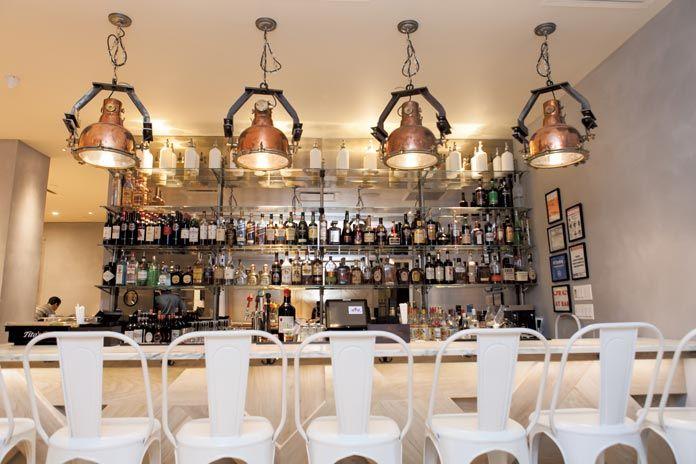 Donatella Arpaia Prova Pizzabar running a bar