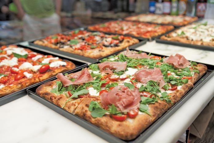 Donatella Arpaia Prova Pizzabar