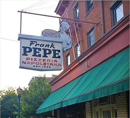 Pepe's Pizza Frank Pepe Pizzeria Napoletana