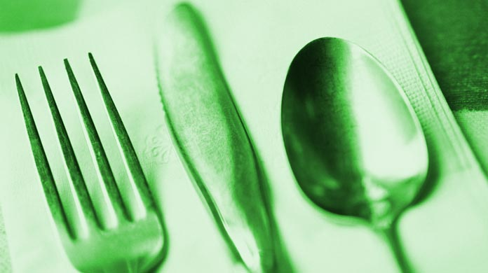 greening your restaurant