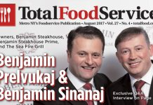 Total Food Service August 2017 Digital Issue