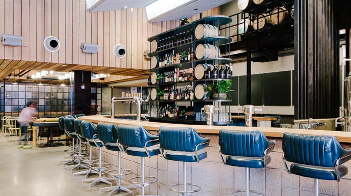 Circa brewing co debuts in brooklyn led by rooney team total food circa brewing co gerry rooney malvernweather Choice Image