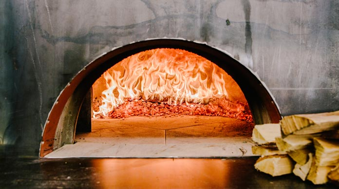 Circa Brewing Co. Wood Fired Oven