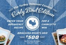 Butterball Turkey Takeover Contest