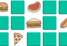 memorizing food orders