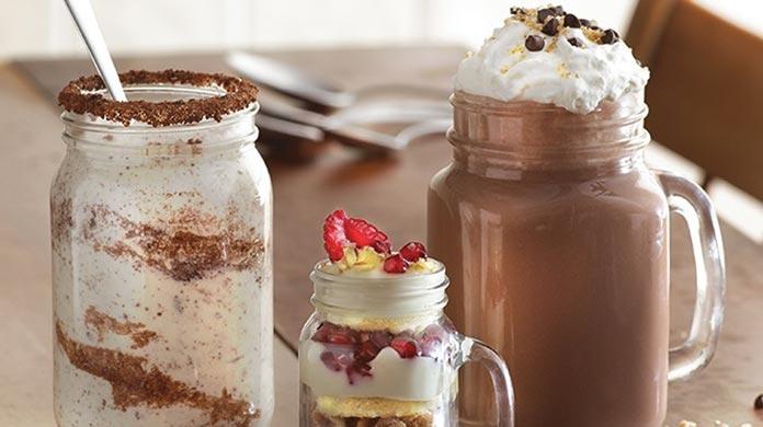 mason jar Cardinal fresh take Creative Culinary Concepts