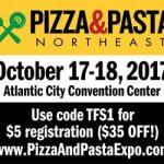 Pizza & Pasta Northeast 2017