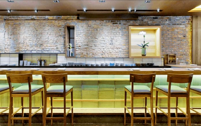 restaurant financing JZRM Reports