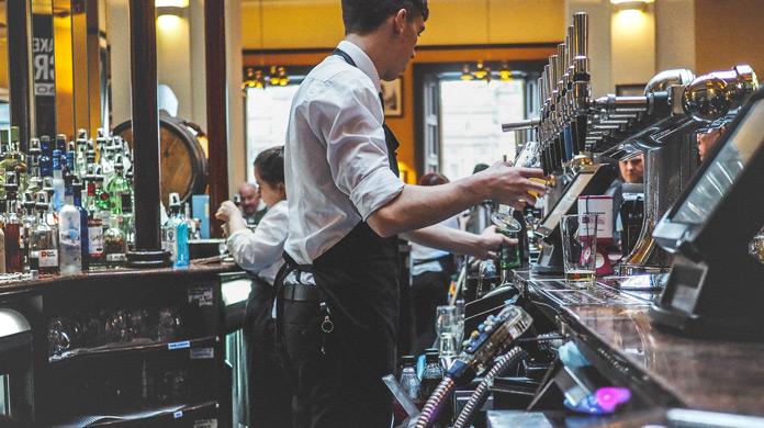 bartender consistent training