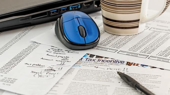 recordkeeping tax audit