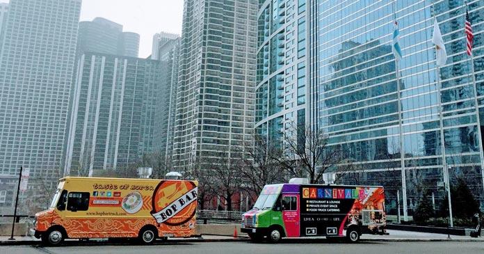 food truck branding food truck kitchen equipment