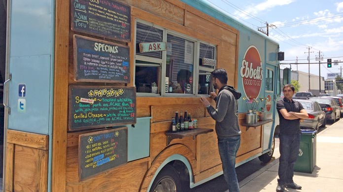 food truck branding