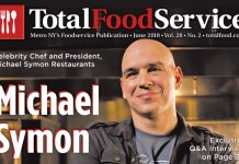 June 2018 Total Food Service Michael Symon