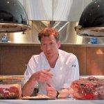 Legacy Records Chef Ryan Hardy Prosciutto Parma