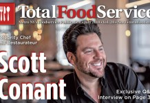 July 2018 Scott Conant Cellaio