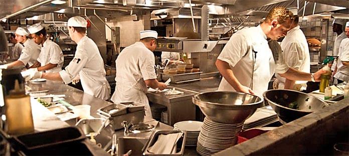 RAR Restaurant Activity Report