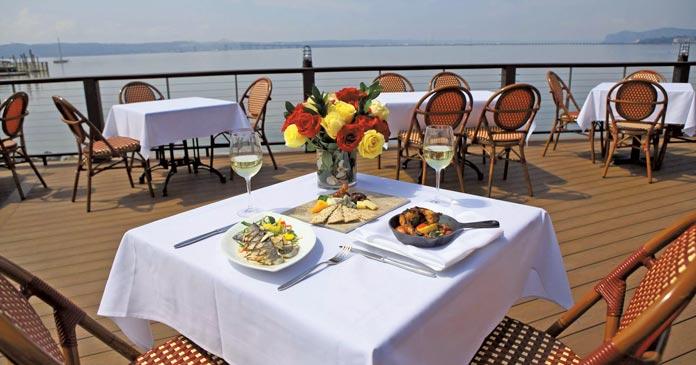 Hamptons dining options