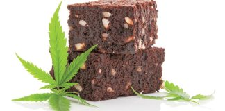 marijuana edibles cannabis pot brownie
