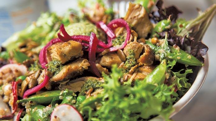 Vegetarian Vegan Dining Options In Manhattan Total Food Service