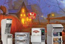 Halloween ventless cooking equipment
