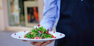 service waiter restaurant