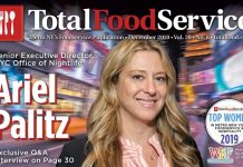 Total Food Service December 2018 Digital Issue Ariel Palitz