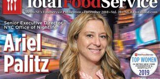 Total Food Service December 2018 Digital Issue Ariel Palitz