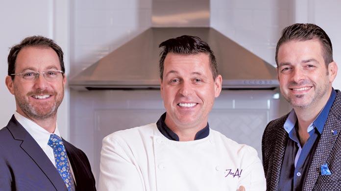 Waring Commercial Chef Jon Ashton Living Proof