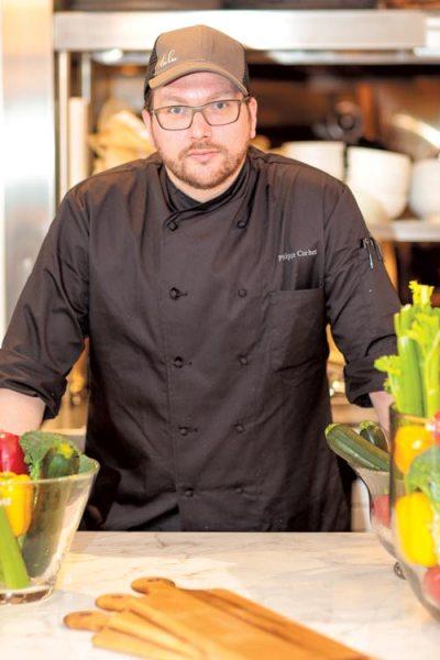 Phillipe Corbet Lulu Kitchen