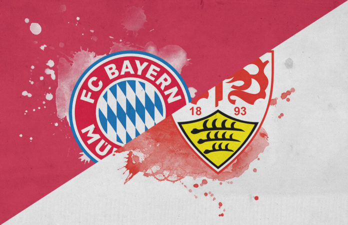 Bundesliga 2018/19: Bayern Munich vs Stuttgart Tactical Analysis Statistics