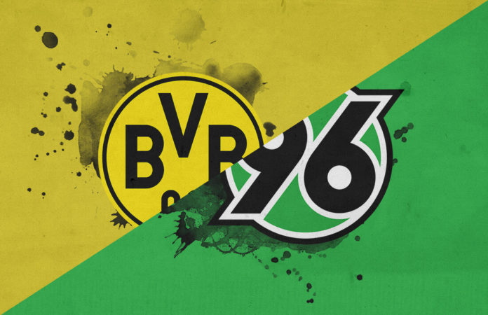 Bundesliga 2018/19: Borussia Dortmund vs Hannover Tactical Analysis Statistics