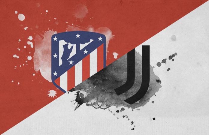 UEFA Champions League 2018/19 Atletico Madrid Juventus Tactical Analysis Statistics