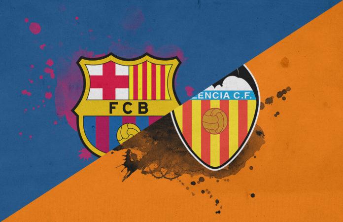 La Liga 2018/19: Barcelona Valencia Tactical Analysis Statistics