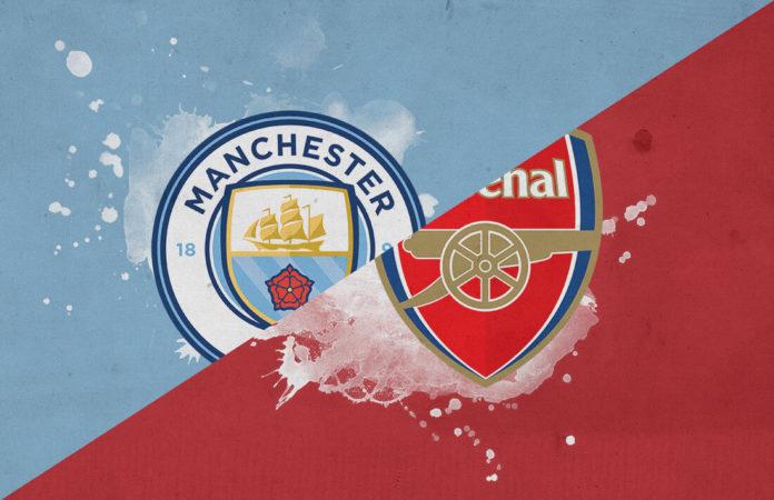 Manchester City Arsenal Premier League Tactical Analysis Statistics