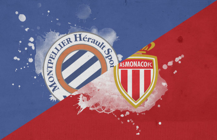 Ligue 1 2018/19 Montpellier Monaco Tactical Analysis Statistics