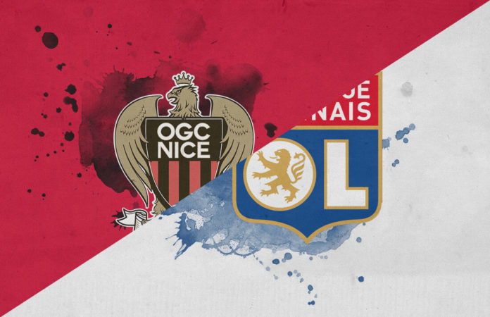 Ligue 1 2018/19 Nice Lyon Tactical Analysis Statistics