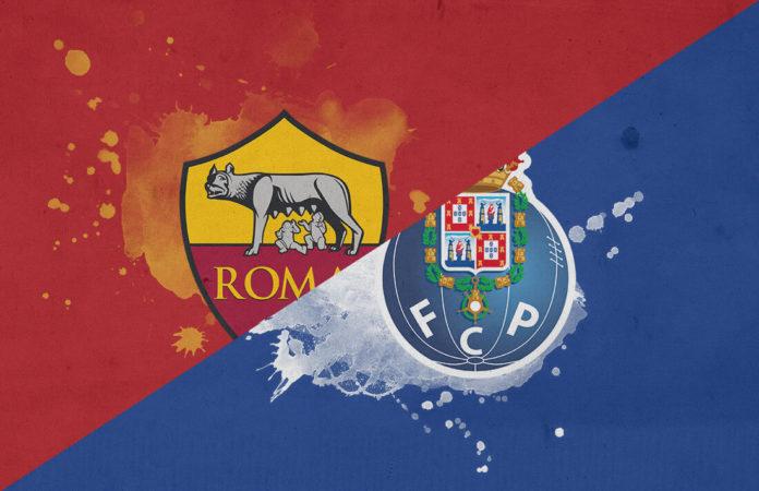 UEFA Champions League 2018/19 Roma Porto Tactical Analysis Statistics