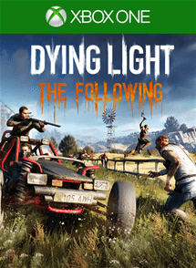 Dying Light Following Cover