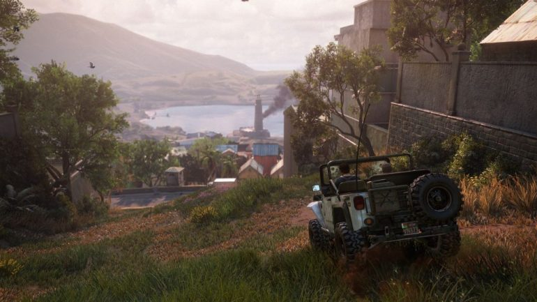 Uncharted 4 Screenshot 3