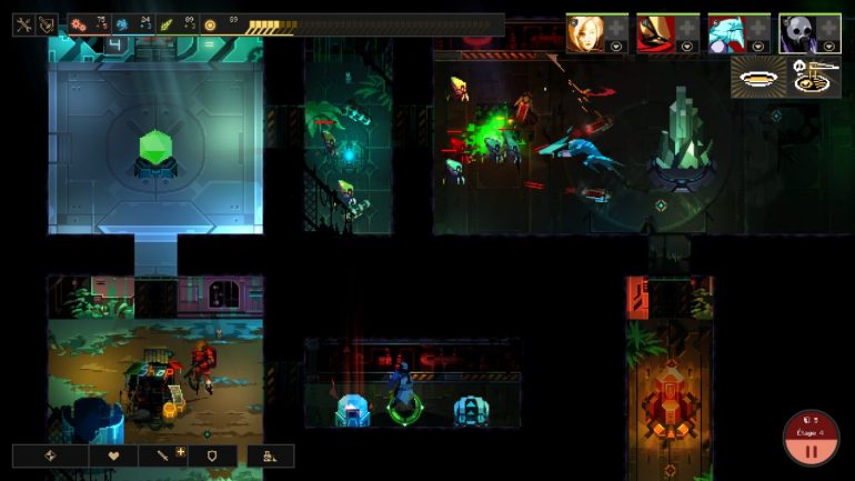 Dungeon of the endless (2)
