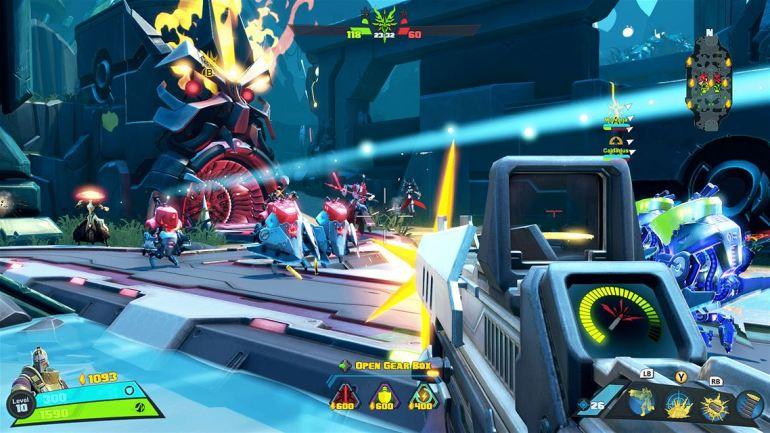 Battleborn Screenshot 2