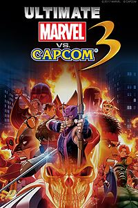 Marvel vs Capcom 3 cover