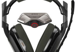 ASTRO A40 TR with M80 Mixamp-Review