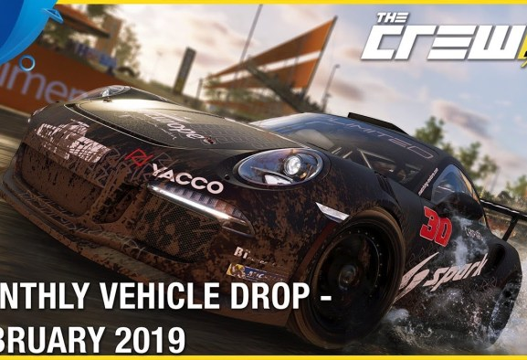 The Crew 2 - February Vehicle Drop Trailer | PS4