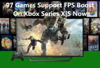 97 Xbox Series X|S Games Support FPS Boost