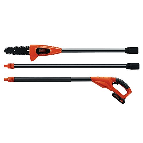Black and Decker Cordless Pole Saw